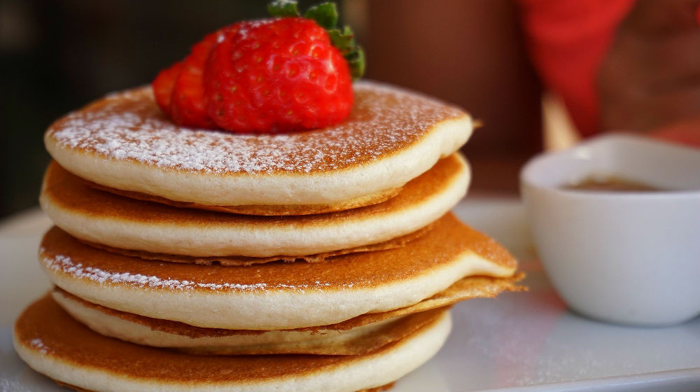 How To Make Perfect Pancakes  How To Make Pancakes From Scratch