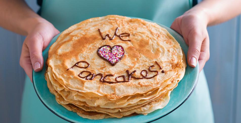 How To Make Perfect Pancakes  make perfect pancakes on Shrove Tuesday