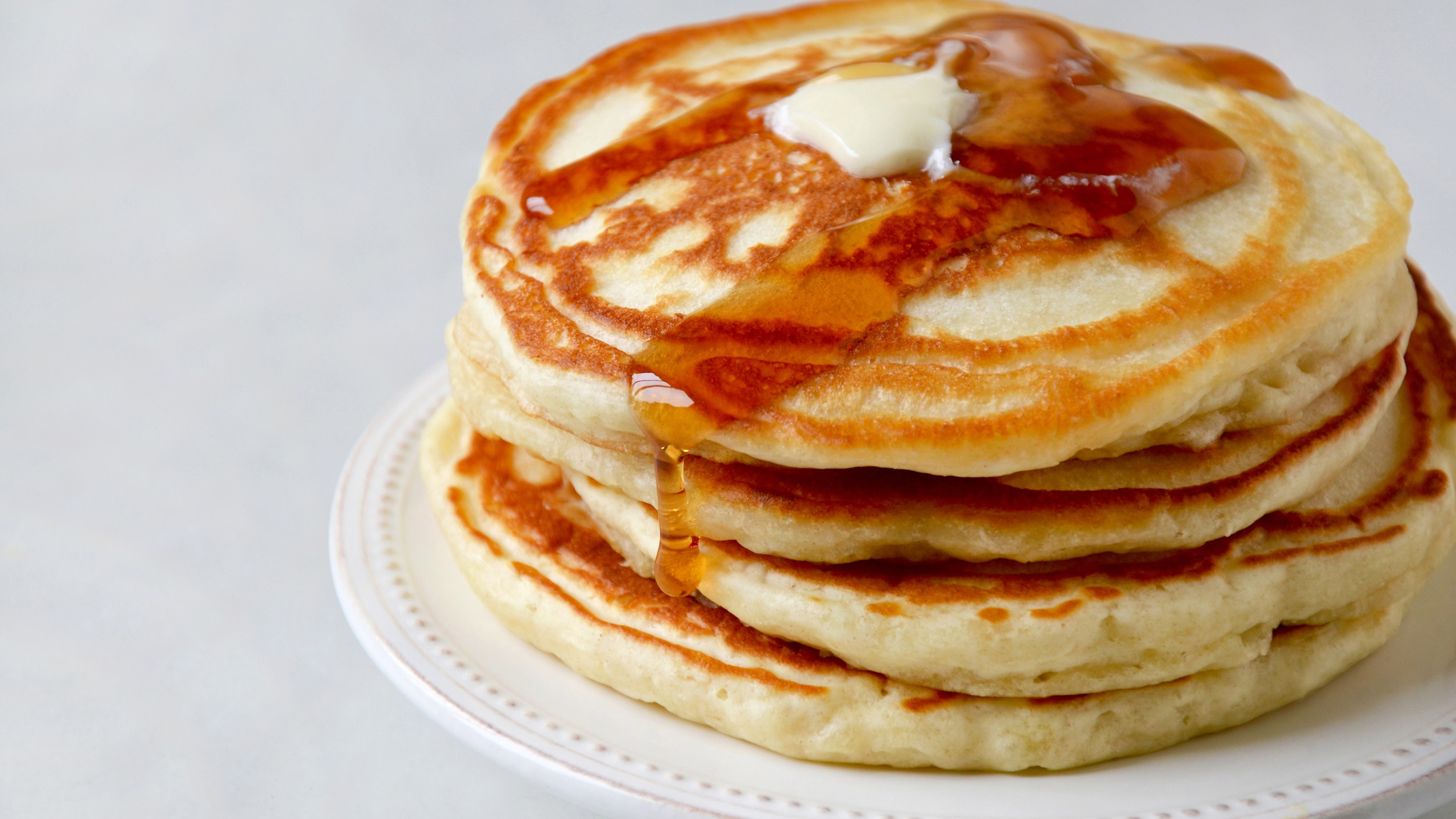 How To Make Perfect Pancakes  How to make pancakes at home from scratch TODAY