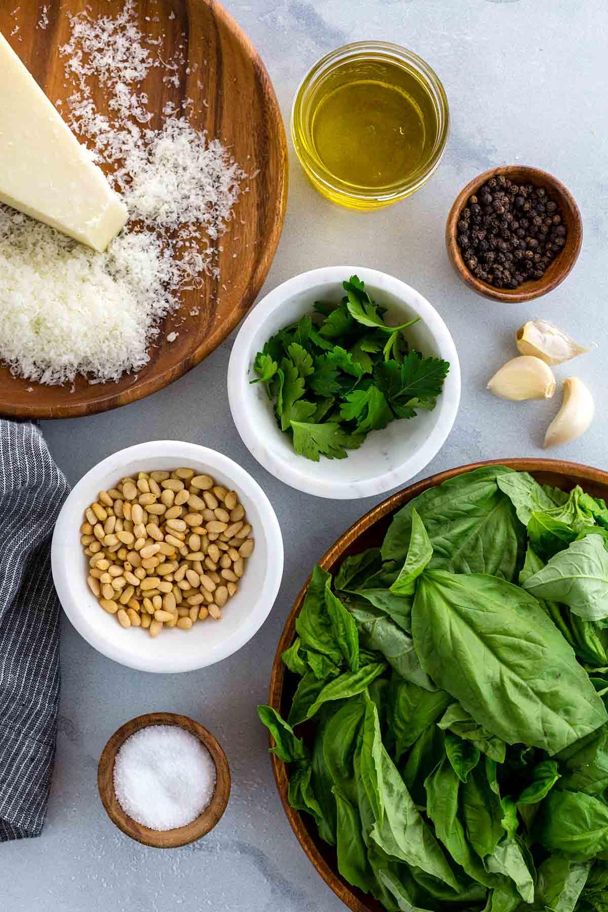 How To Make Pesto Sauce  How To Make Pesto Sauce Jessica Gavin