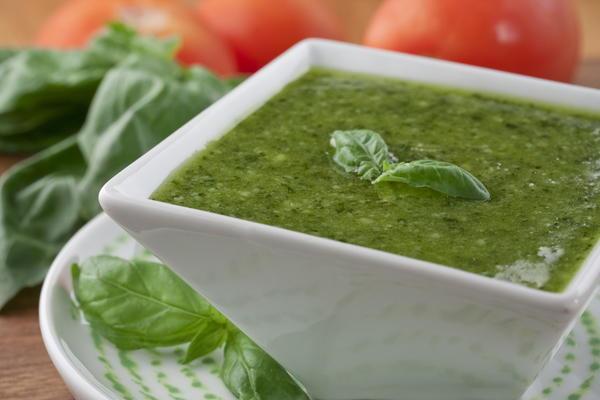 How To Make Pesto Sauce  Fresh Pesto Sauce Recipe How to Make Pesto Sauce