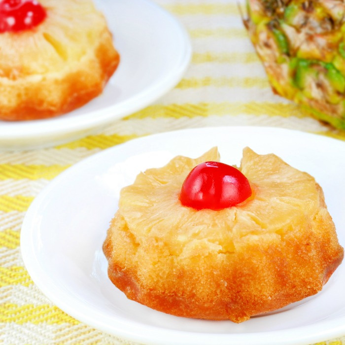 How To Make Pineapple Upside Down Cake  Old Fashioned Pineapple Upside Down Cake Nerdy Mamma