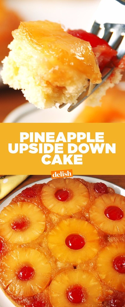 How To Make Pineapple Upside Down Cake  Easy Pineapple Upside Down Cake Recipe How to Make a