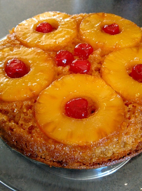 How To Make Pineapple Upside Down Cake  How to Make Pineapple Upside Down Cake Recipe Snapguide