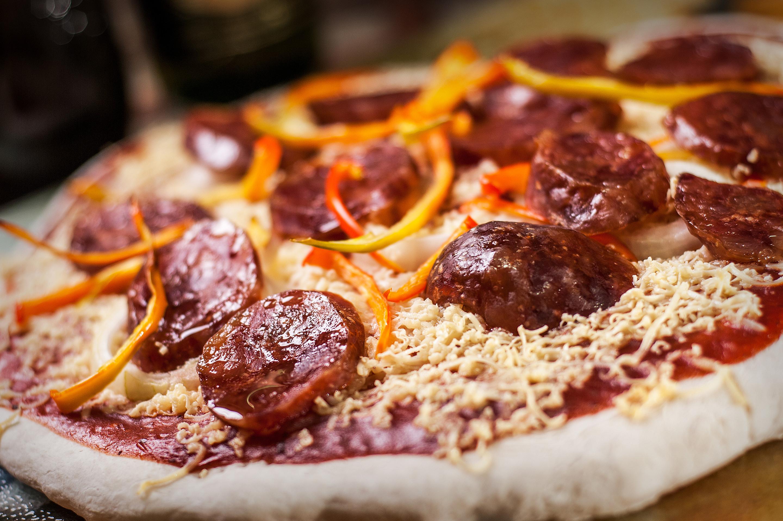 How To Make Pizza Dough Without Yeast  e Preparare l Impasto per la Pizza Senza Lievito