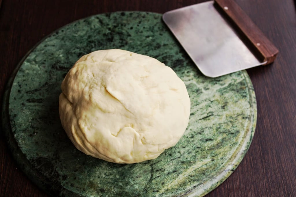 How To Make Pizza Dough Without Yeast  Homemade Pizza Dough Recipe