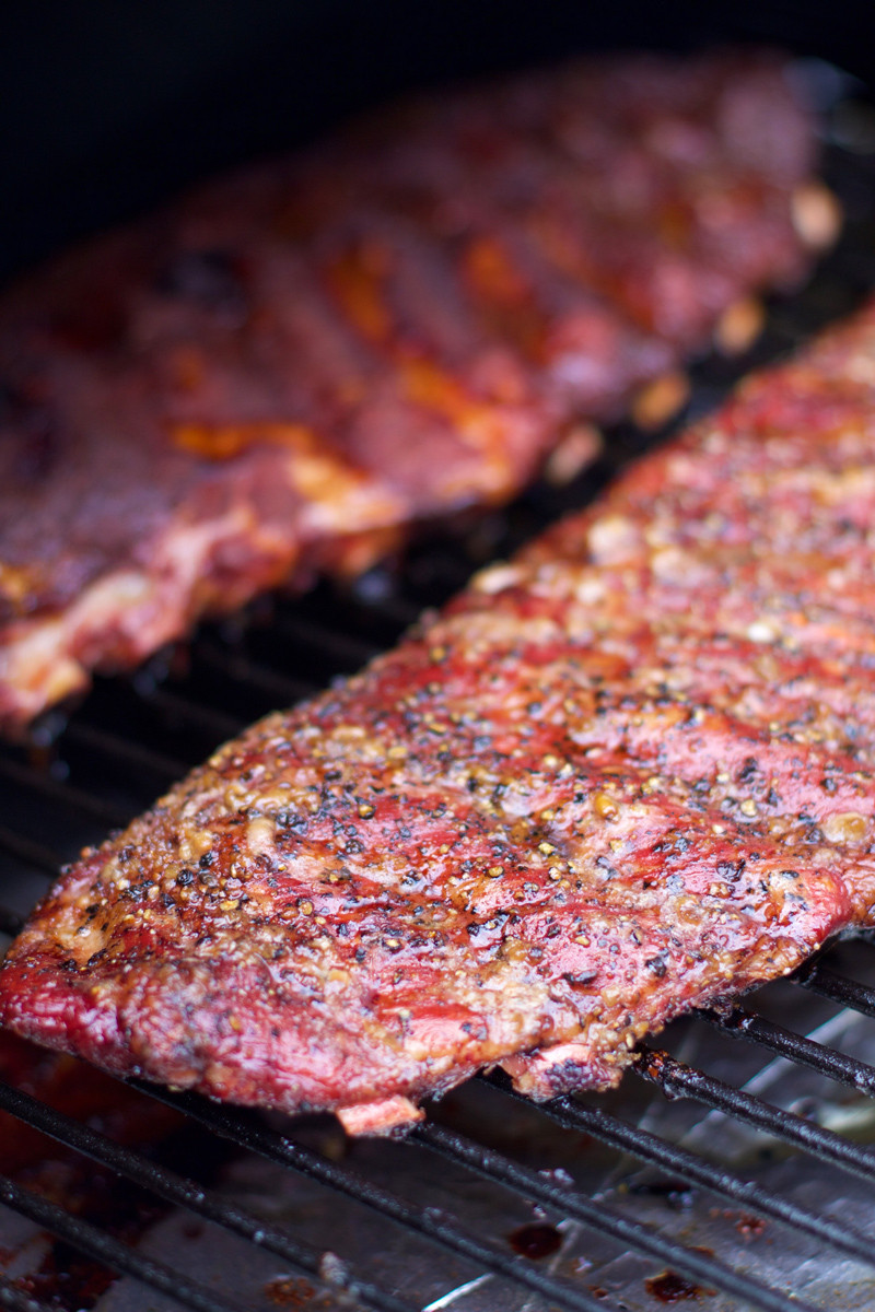 How To Make Pork Ribs  petition Style Smoked Pork Ribs What you need to know
