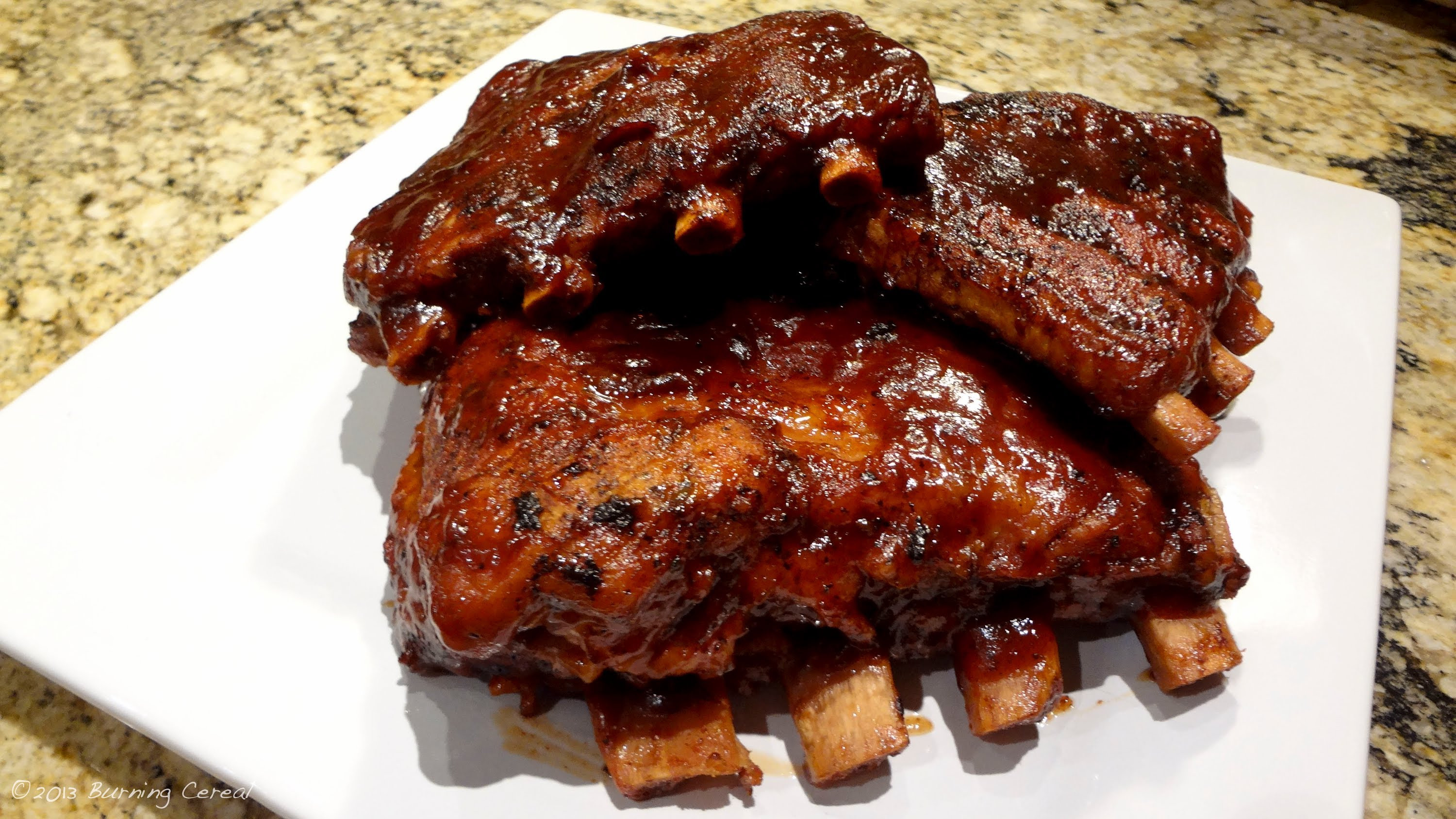 How To Make Pork Ribs  How To Make Delicious Slow Cooker BBQ Ribs Daily Cooking
