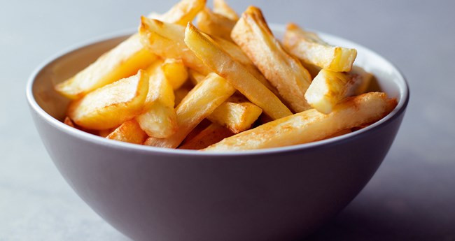 How To Make Potato Chips In The Oven  How to Make Oven Chips Perfectly Irish Potatoes