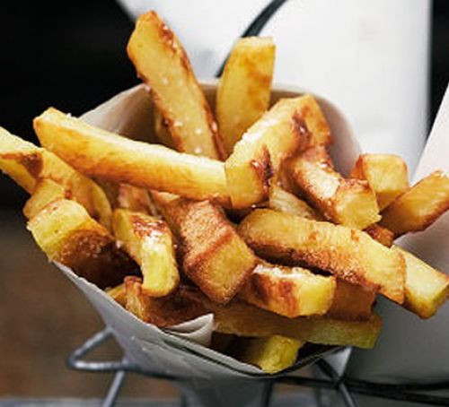 How To Make Potato Chips In The Oven  Oven roasted chips recipe