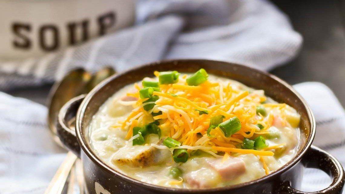 How To Make Potato Soup  How To Make Creamy Potato Soup Glorious Soup Recipes