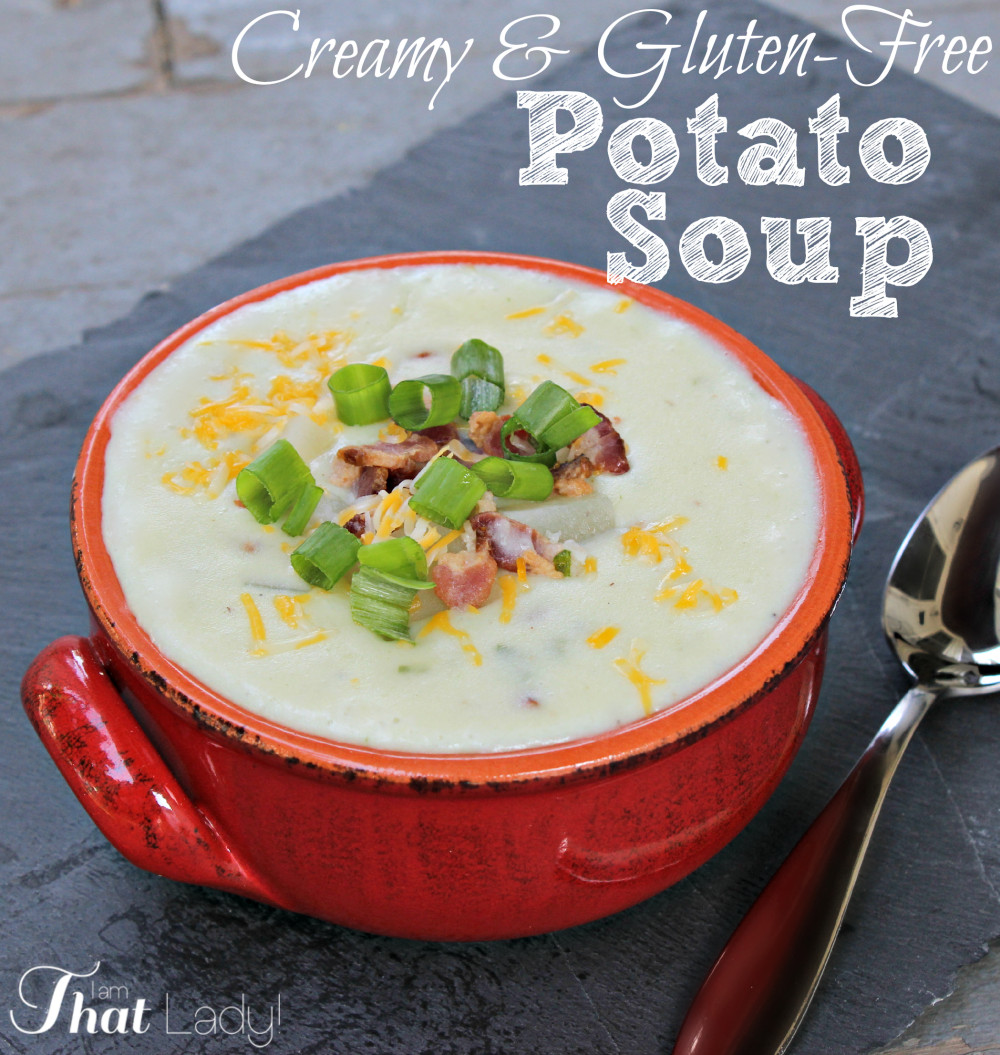 How To Make Potato Soup  How to Make Potato Soup I am THAT Lady
