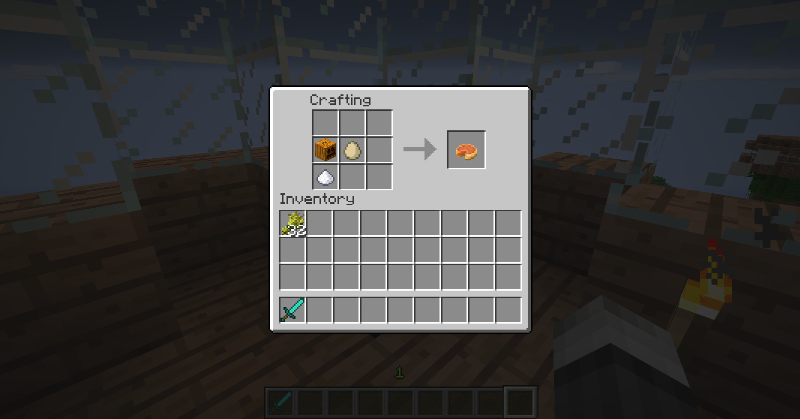 How To Make Pumpkin Pie In Minecraft  The gallery for Pumpkin Pie Minecraft Recipe