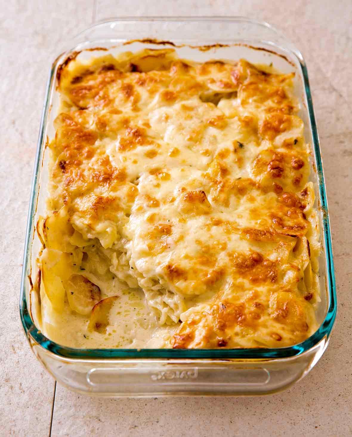 How To Make Scalloped Potatoes  Scalloped Potatoes Recipe
