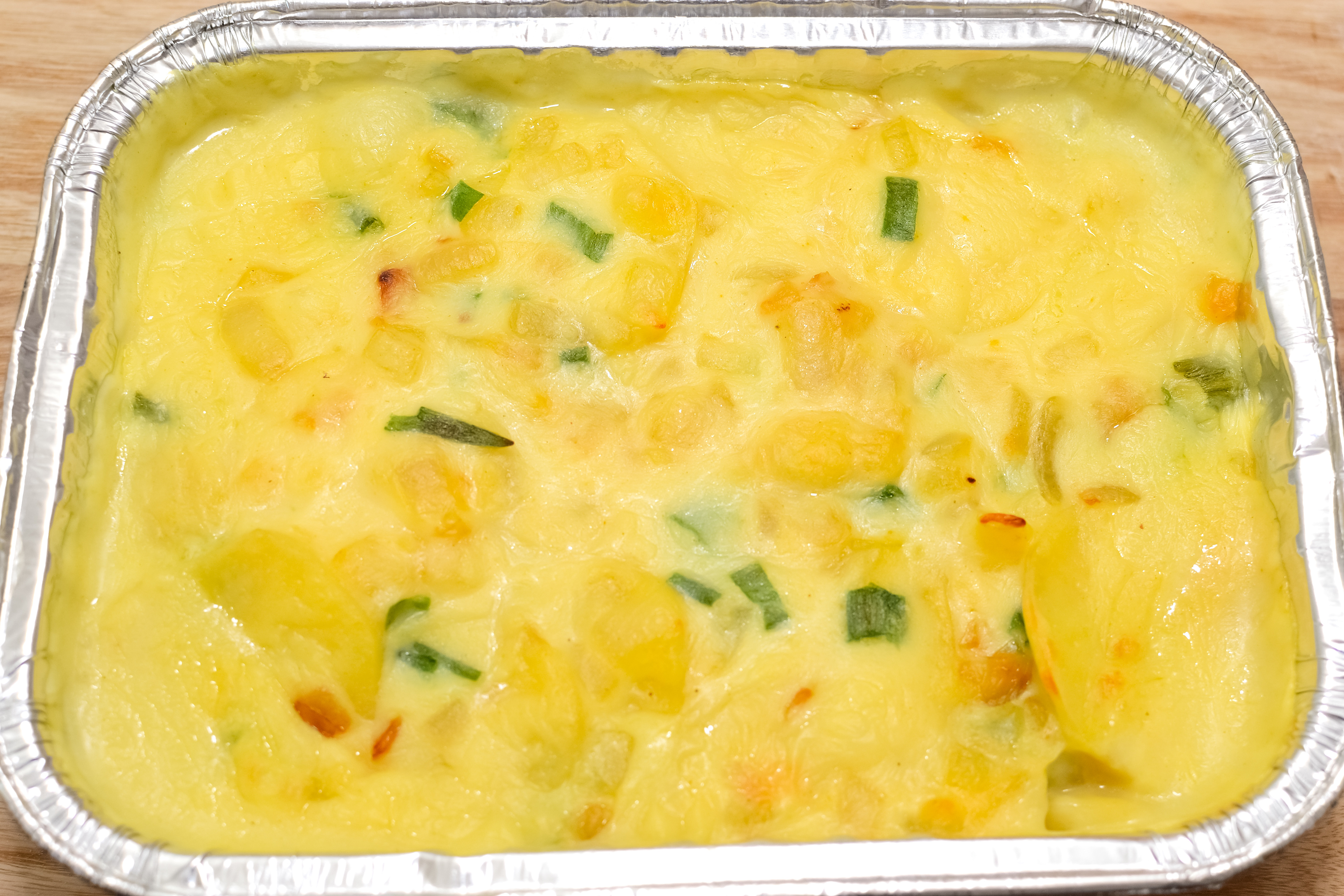 How To Make Scalloped Potatoes  How to Make Vegan Scalloped Potatoes 7 Steps with