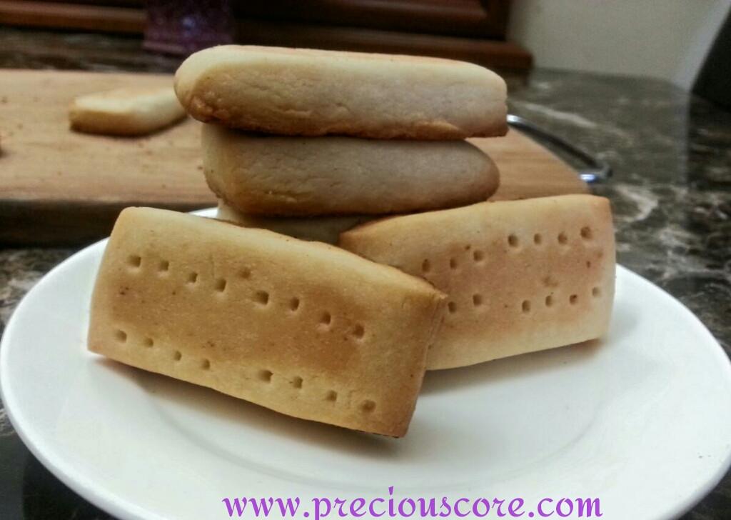 How To Make Shortbread Cookies  HOMEMADE SHORTBREAD COOKIES
