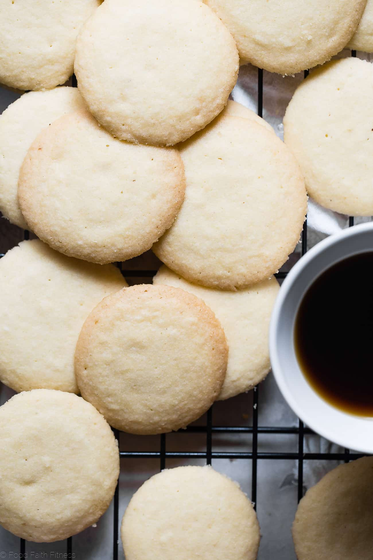 How To Make Shortbread Cookies  Paleo Whipped Gluten Free Shortbread Cookies