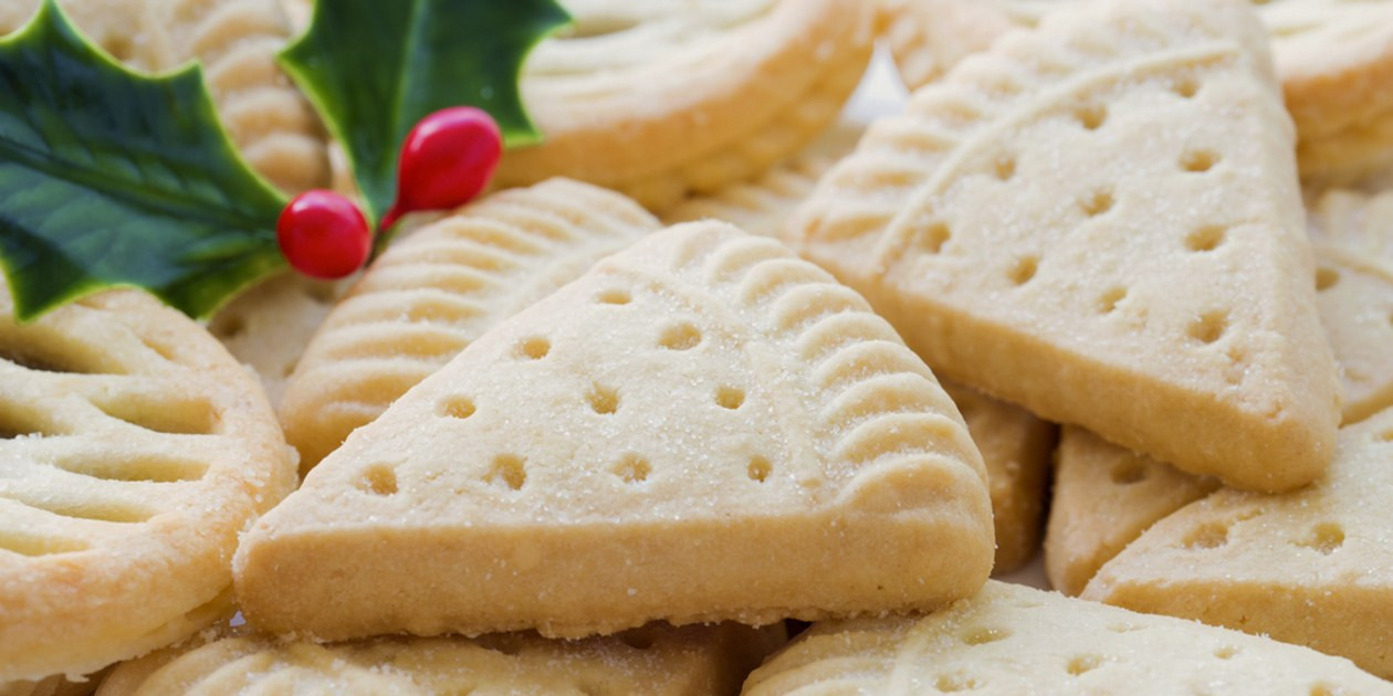 How To Make Shortbread Cookies  Shortbread Cookies recipe