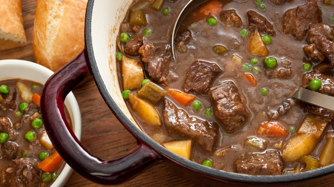 How To Make Stew  Easy Beef Stew How to Make The Easiest Way