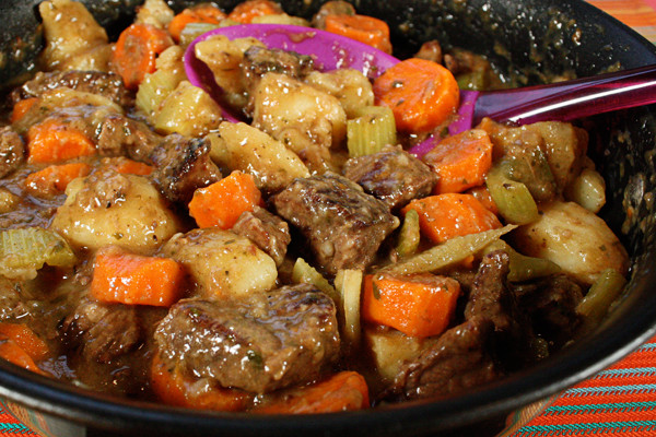 How To Make Stew Meat Tender  Beef Stew Jenny Can Cook