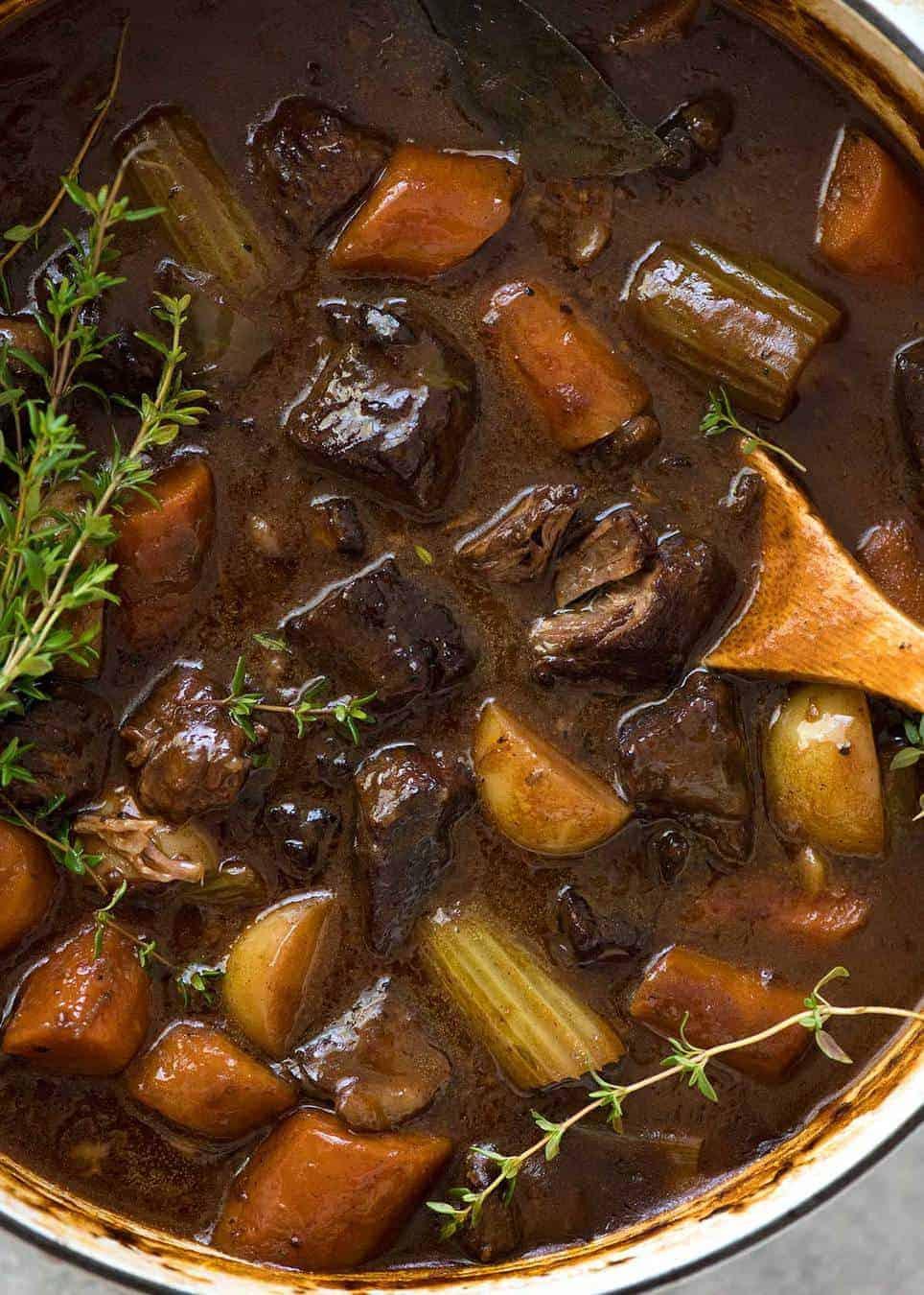 How To Make Stew Meat Tender  Beef Stew