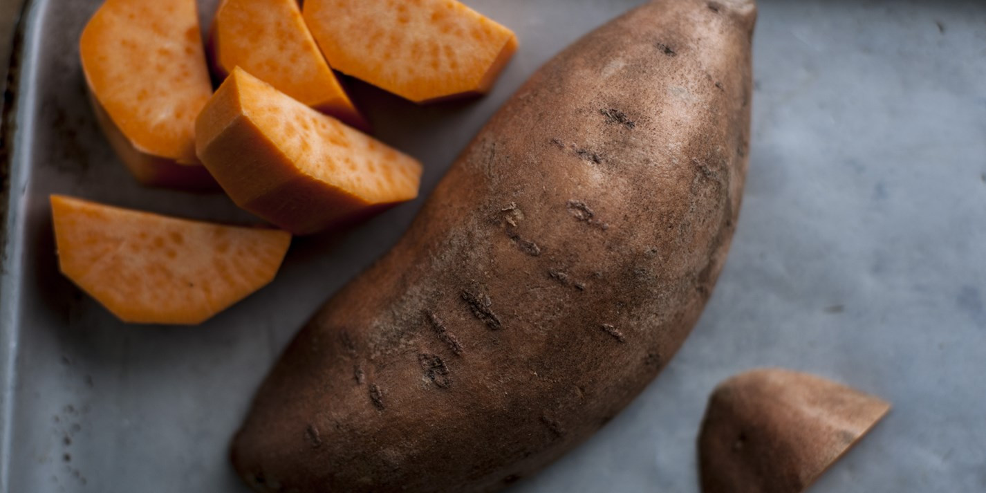 How To Make Sweet Potato  How to Cook Sweet Potatoes Great British Chefs