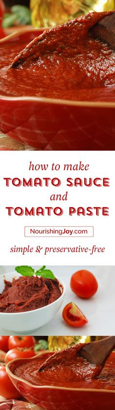 How To Make Tomato Sauce From Fresh Tomatoes  How To Make Basic Tomato Sauce with Fresh Tomatoes