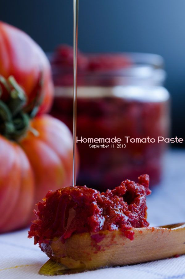 How To Make Tomato Sauce Out Of Tomato Paste  Best 25 Homemade tomato paste ideas on Pinterest