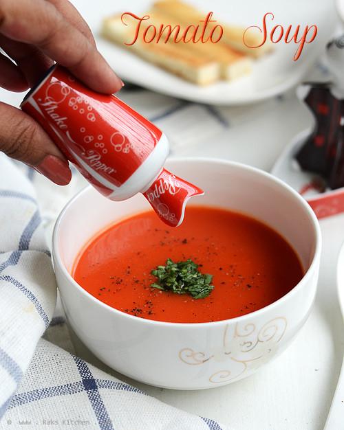 How To Make Tomato Soup  Easy tomato soup recipe