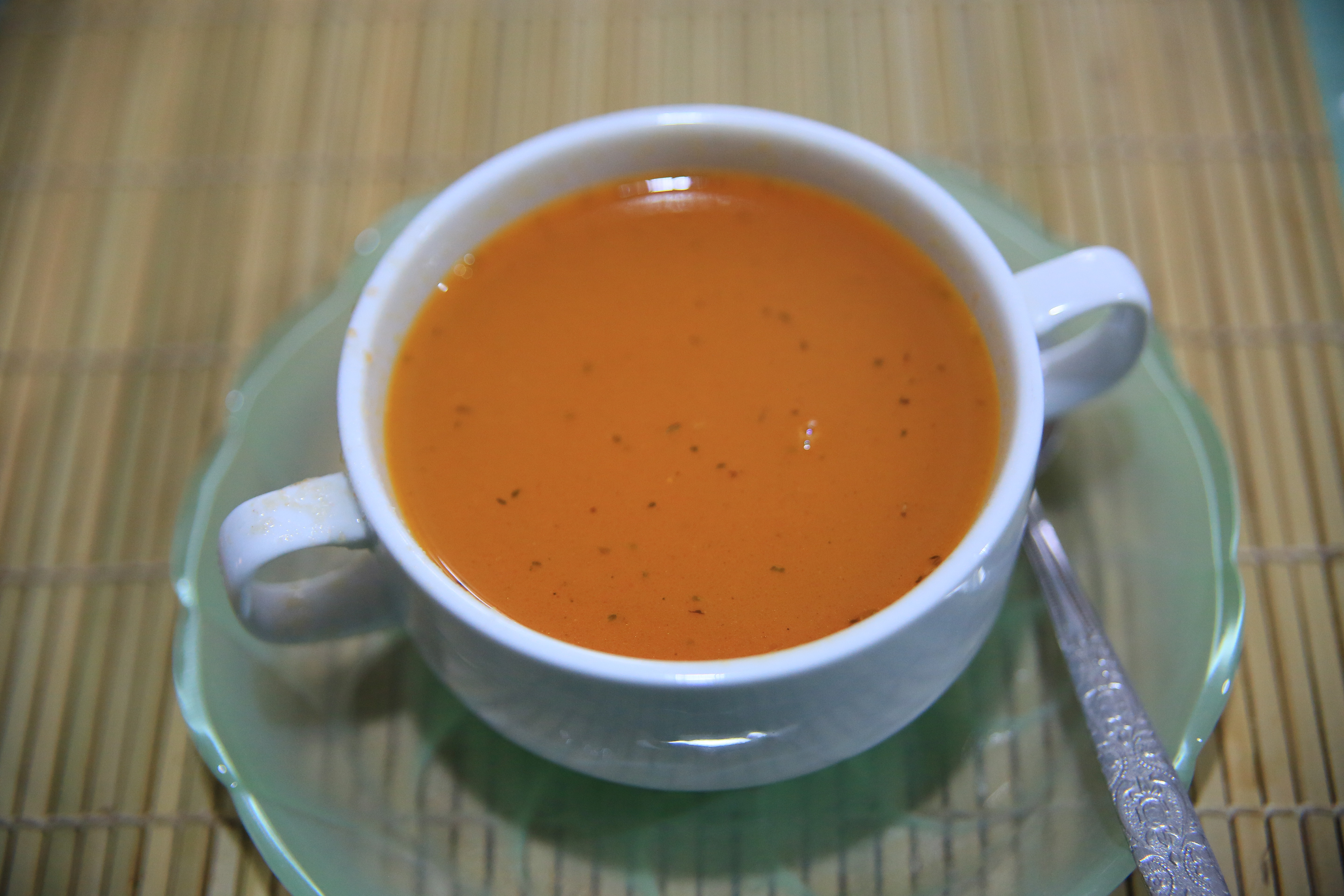 How To Make Tomato Soup  How to Make a Very Simple Tomato Soup 7 Steps with