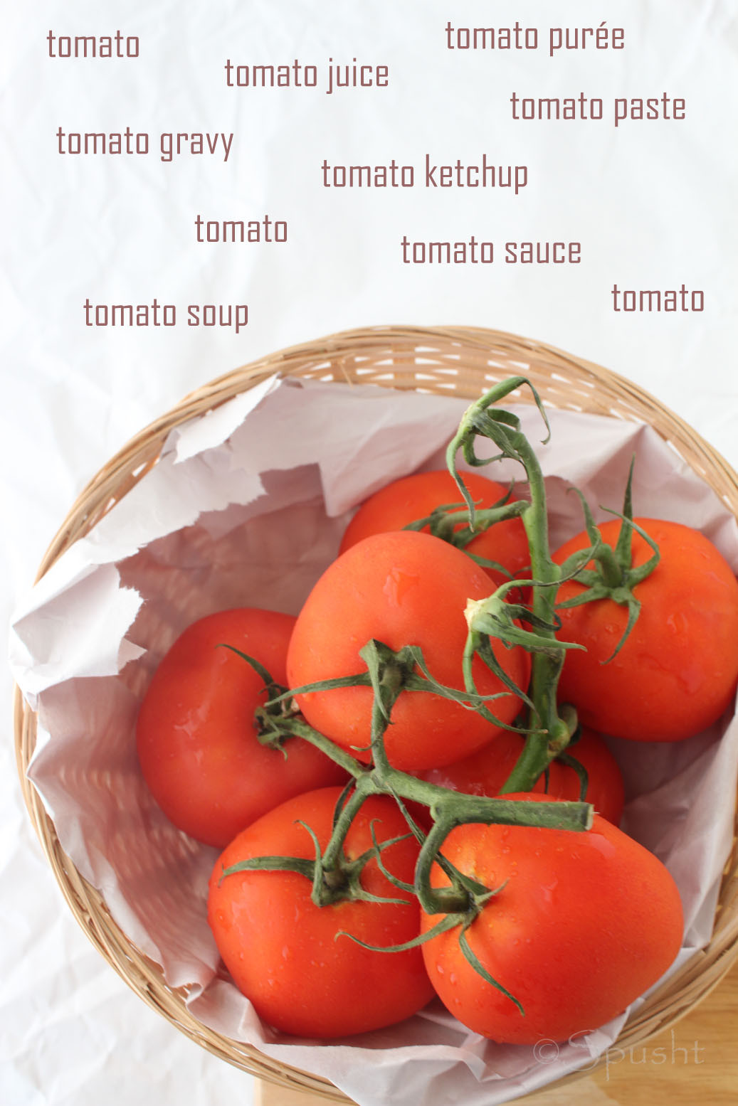 How To Make Tomato Soup From Tomato Sauce  Spusht Tomato Paste Purée Juice Gravy Soup Sauce