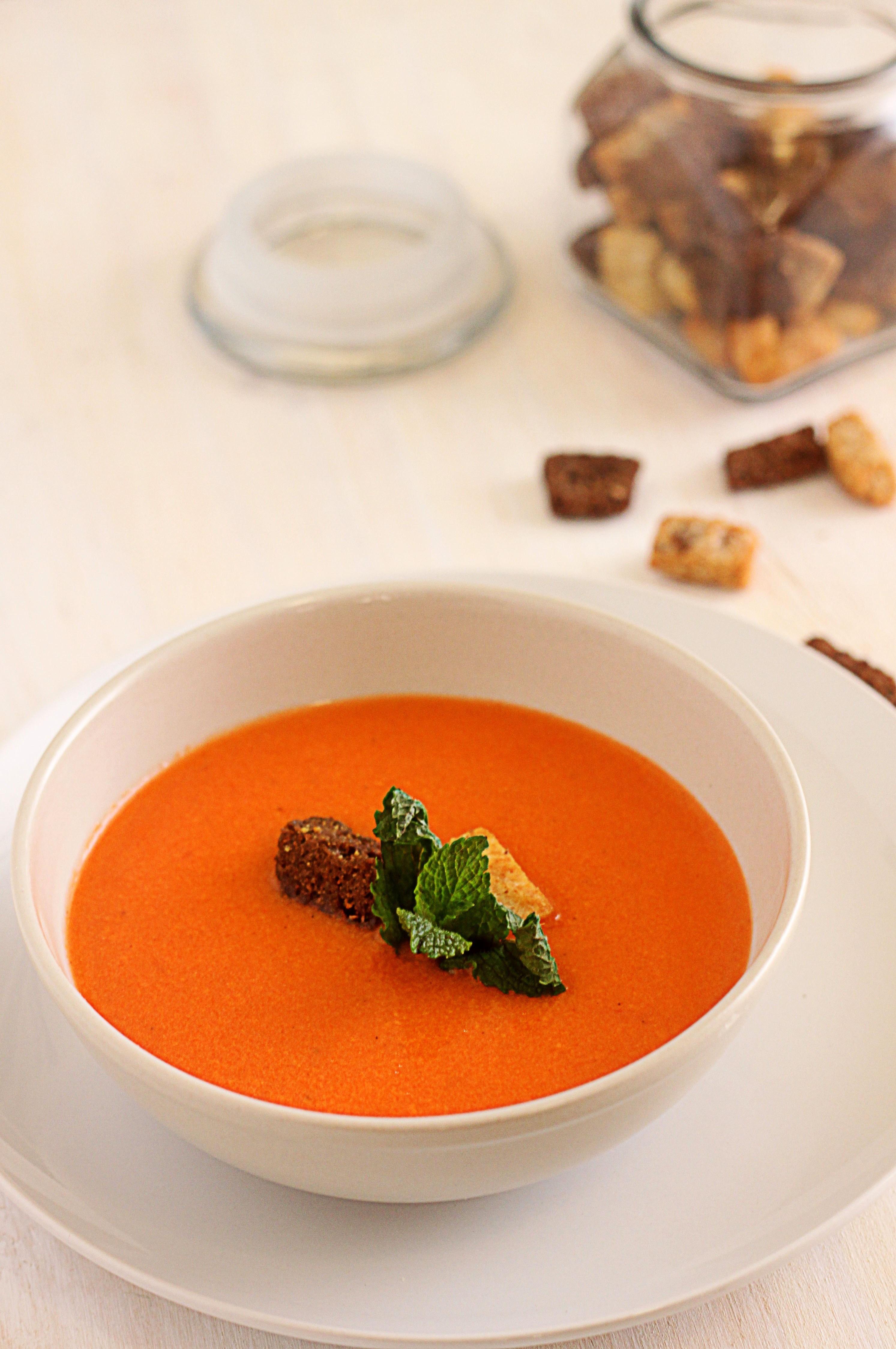 How To Make Tomato Soup  How To Make Cream of Tomato Soup Glorious Soup Recipes
