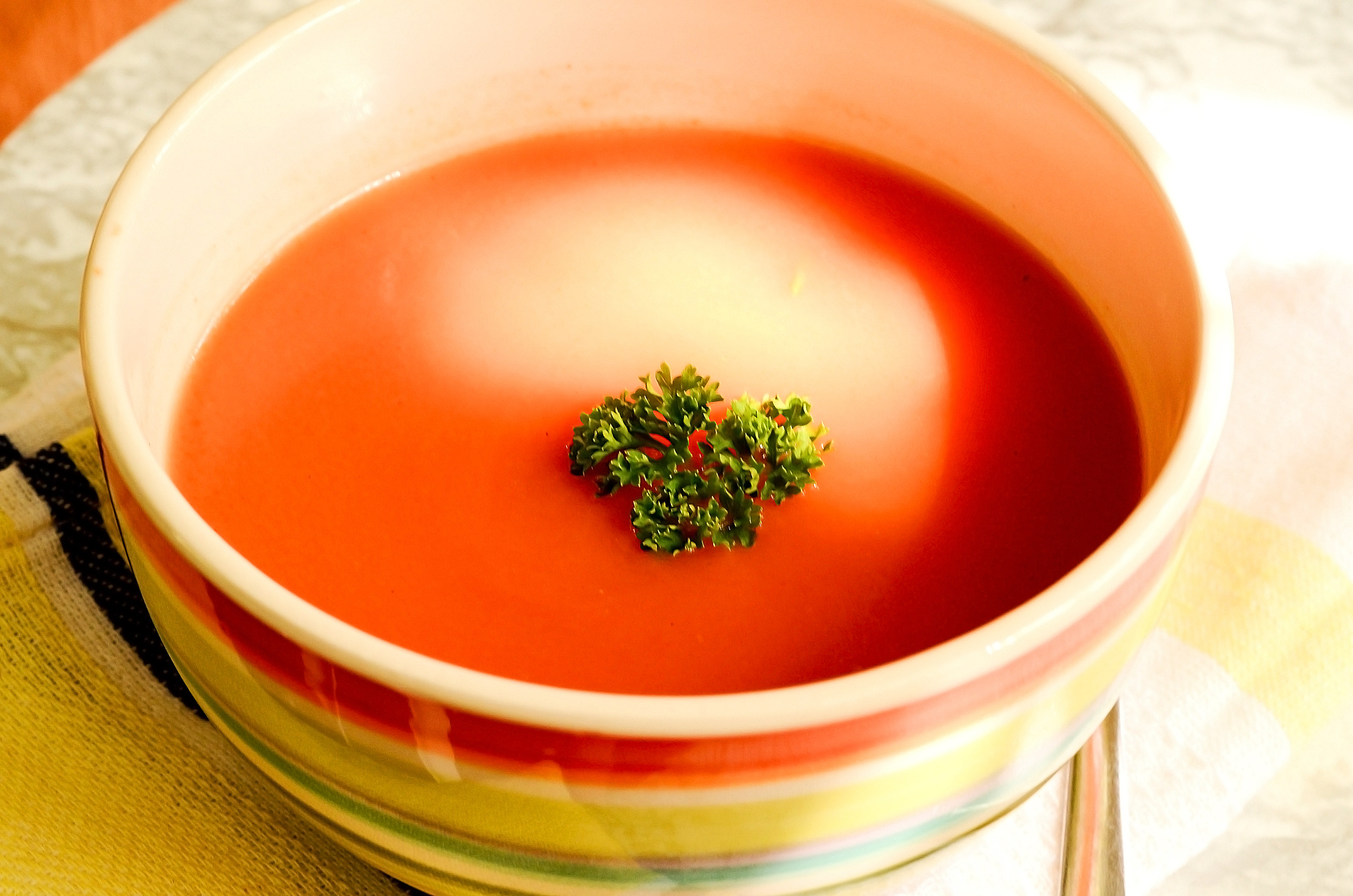 How To Make Tomato Soup  How to Make Turkish Tomato Soup 13 Steps with