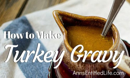 How To Make Turkey Gravy  How to Make Turkey Gravy