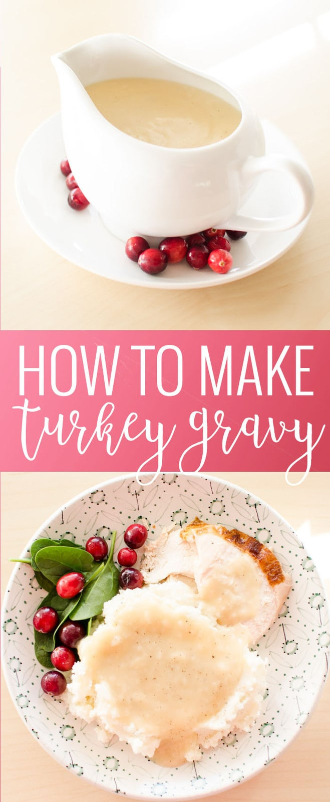 How To Make Turkey Gravy  How to Make Turkey Gravy Oh So Delicioso