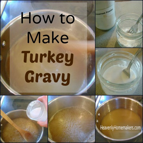 How To Make Turkey Gravy  Holiday Help How to Make Turkey Gravy