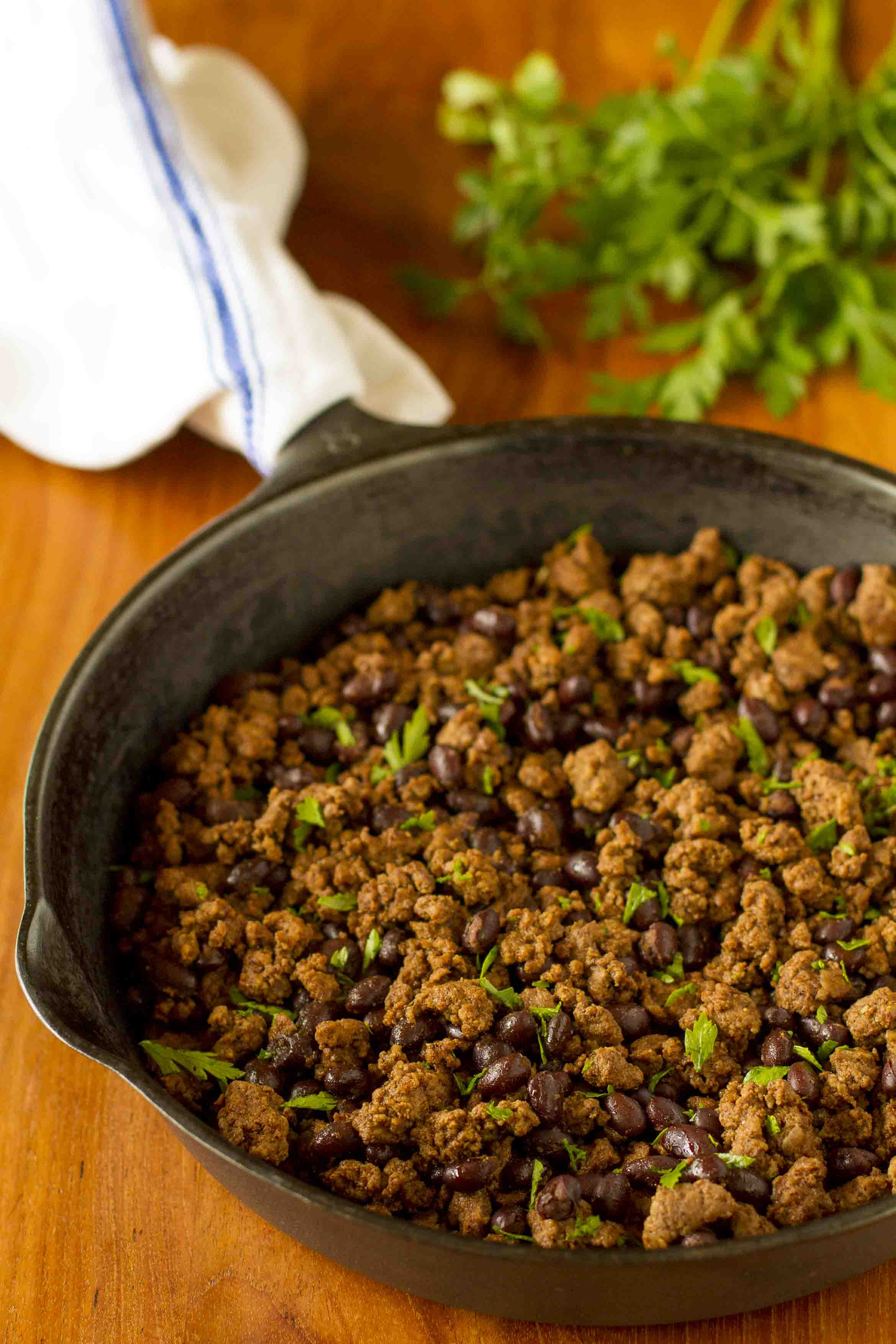 How To Season Ground Beef  Bud Friendly Organic Taco Meat Recipe