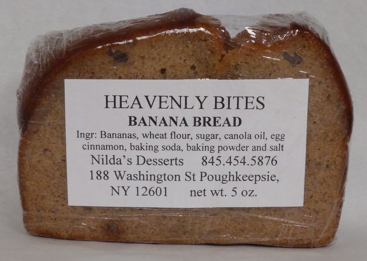 How To Store Banana Bread  e of out biggest sellers the ORIGINAL Nilda s Desserts