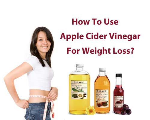 How To Take Apple Cider Vinegar For Weight Loss  Drinking Apple Cider Vinegar for Weight Loss Diet Uses