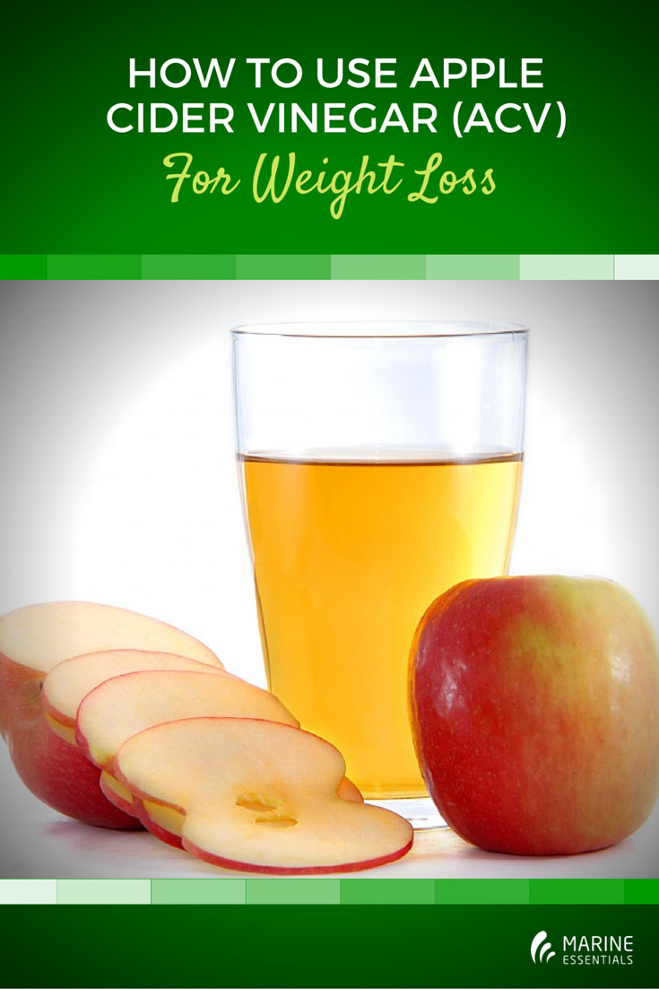 How To Take Apple Cider Vinegar For Weight Loss  How To Use Apple Cider Vinegar ACV For Weight Loss