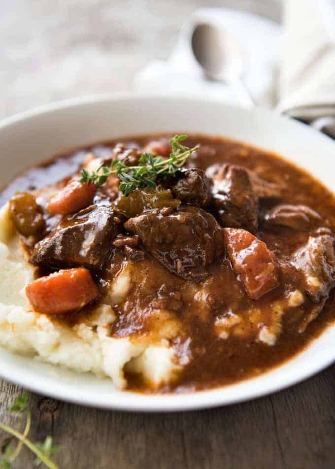 How To Thicken Beef Stew  Irish Beef and Guinness Stew