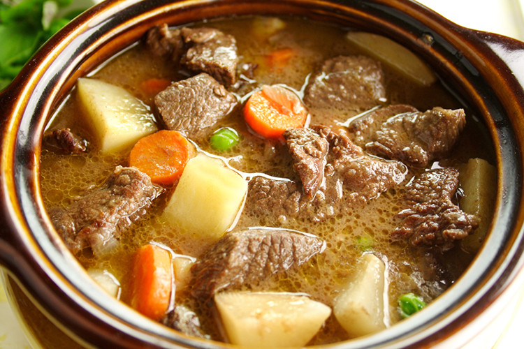 How To Thicken Beef Stew  Slow Cooker Thick & Chunky Beef Stew
