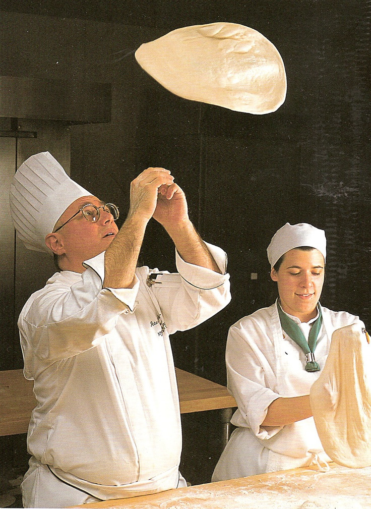 How To Toss Pizza Dough  learn to toss pizza dough