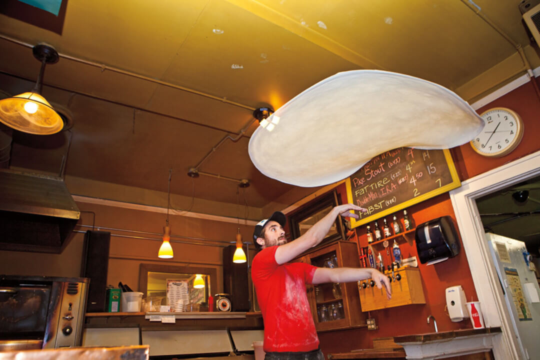 How To Toss Pizza Dough  Helpful Pizza Dough Spreading and Tossing Videos