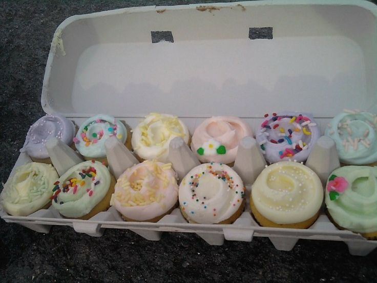 How To Transport Cupcakes  Great way to transport mini cupcakes Ideas