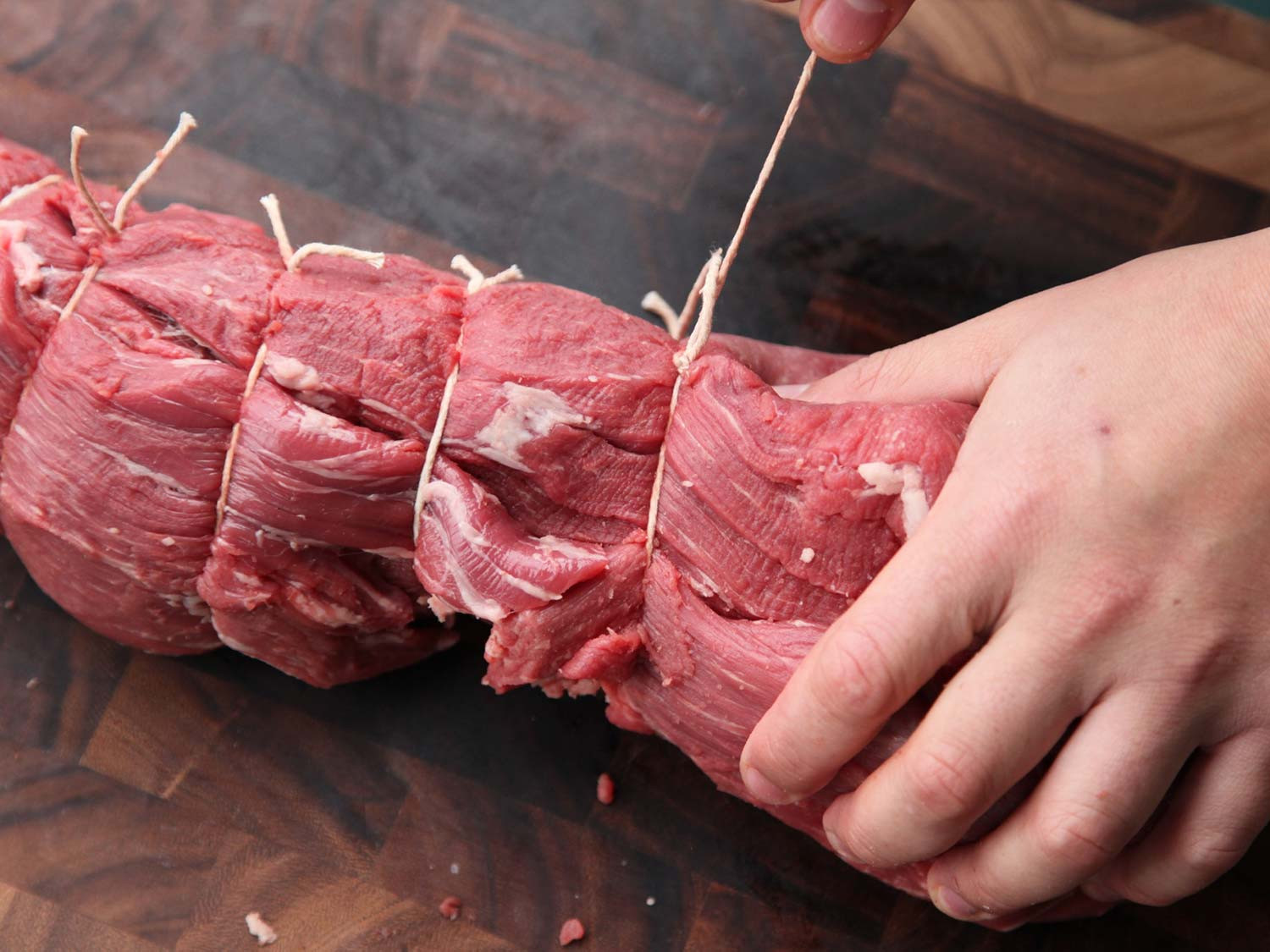 How To Trim A Beef Tenderloin  How to Trim a Whole Beef Tenderloin for Roasting