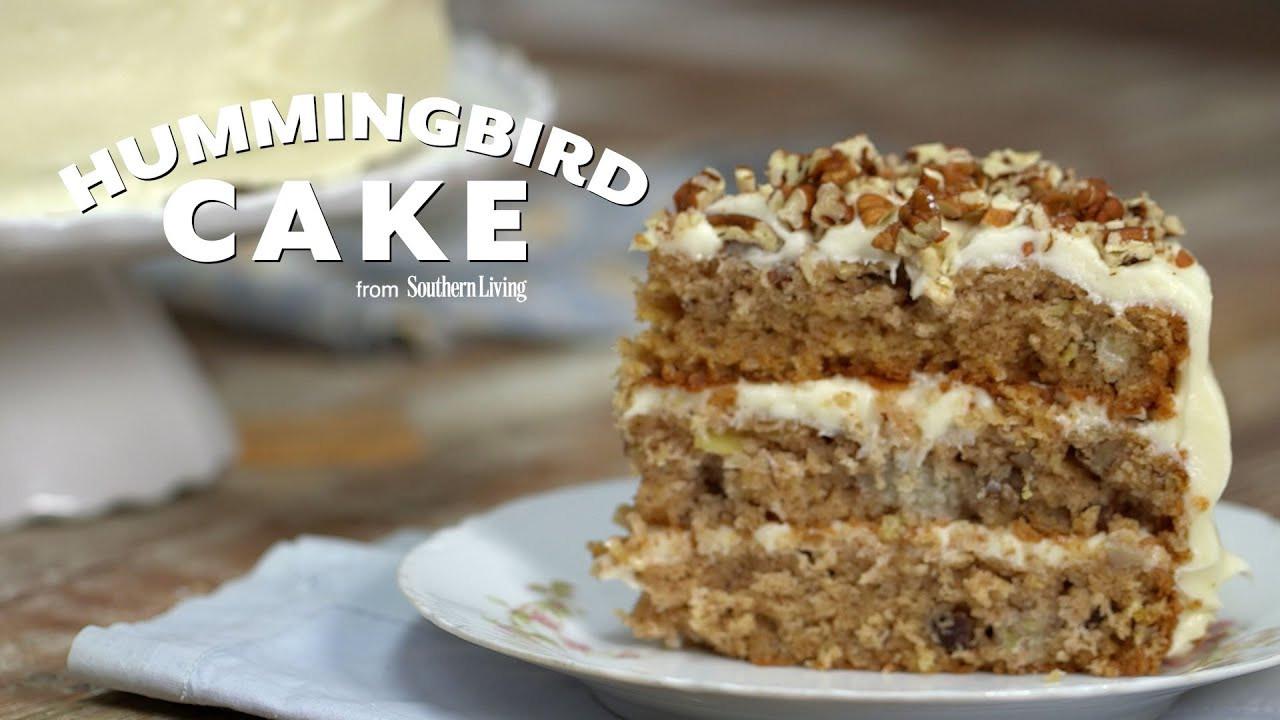 Hummingbird Cake Recipe  hummingbird cake oprah