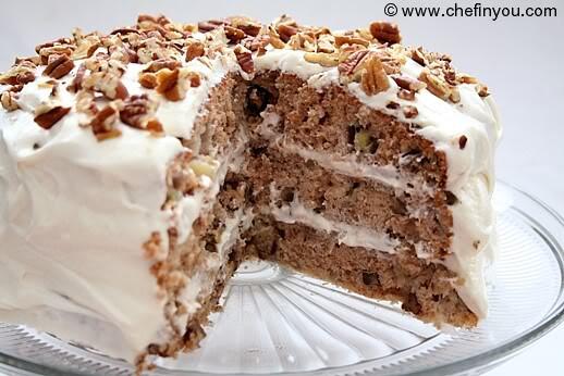 Hummingbird Cake Recipe  Hummingbird Cake Recipe