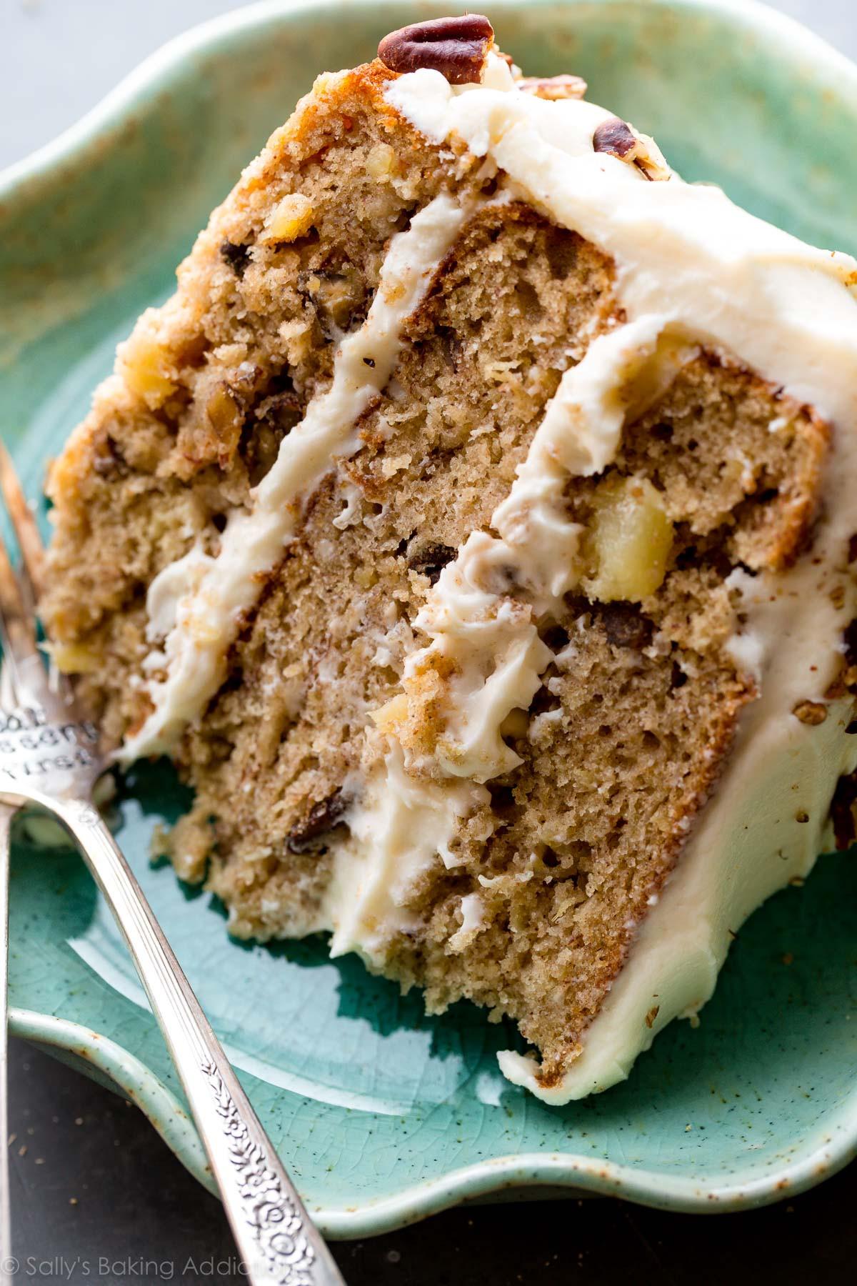 Hummingbird Cake Recipe  Hummingbird Cake Sallys Baking Addiction