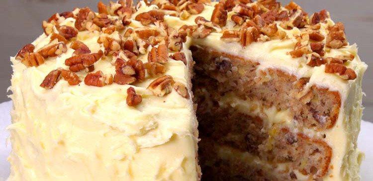 Hummingbird Cake Recipe  Hummingbird Cake Recipe & Video
